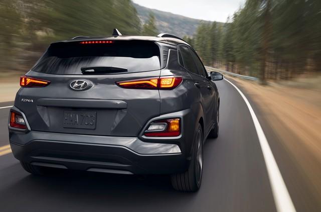 Hyundai Kona tung bản đặc biệt, đe doạ Kia Seltos - Ảnh 2.