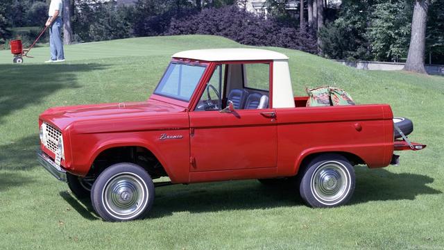 Bán tải Ford Bronco sẽ xuất hiện, có thể dẫm chân Ranger Raptor? - Ảnh 1.