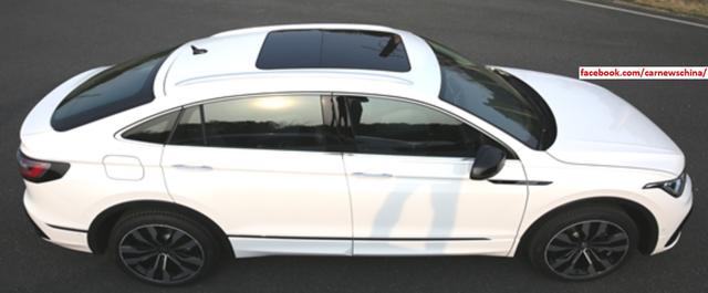 Volkswagen Tiguan X: SUV Coupe tiệm cận hạng sang lộ diện - Ảnh 2.