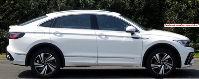 Volkswagen Tiguan X: SUV Coupe tiệm cận hạng sang lộ diện - Ảnh 4.