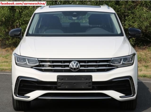 Volkswagen Tiguan X: SUV Coupe tiệm cận hạng sang lộ diện - Ảnh 5.