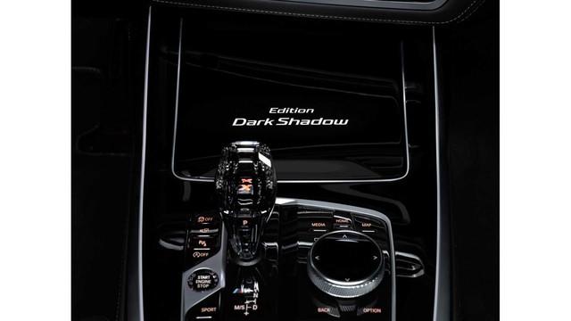 Ra mắt BMW X7 Dark Shadow Edition: Đen toàn tập, 600 xe có cơ hội cho đại gia Việt  - Ảnh 4.