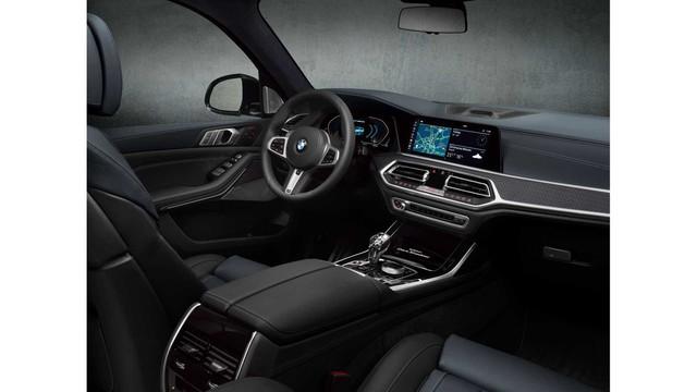 Ra mắt BMW X7 Dark Shadow Edition: Đen toàn tập, 600 xe có cơ hội cho đại gia Việt  - Ảnh 3.