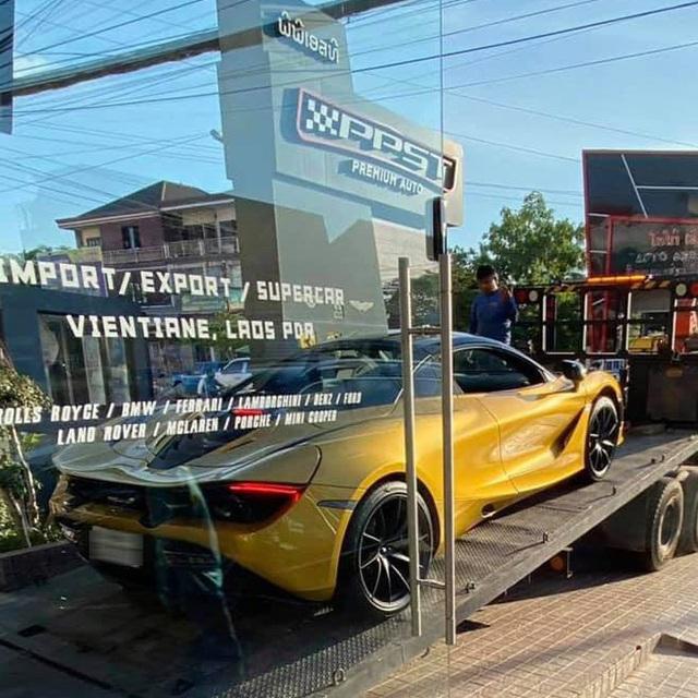 Cặp đôi McLaren 720S Spider và Ferrari 458 Italia triệu đô về Việt Nam, hứa hẹn cập bến Đà Nẵng - Ảnh 1.