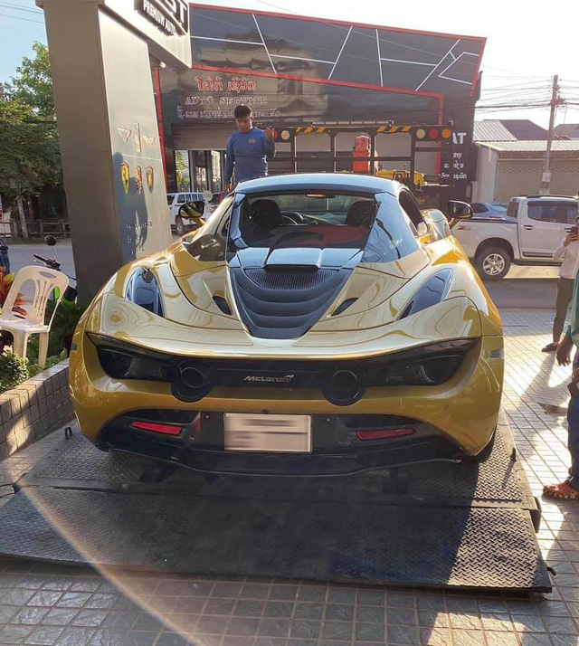 Cặp đôi McLaren 720S Spider và Ferrari 458 Italia triệu đô về Việt Nam, hứa hẹn cập bến Đà Nẵng - Ảnh 2.