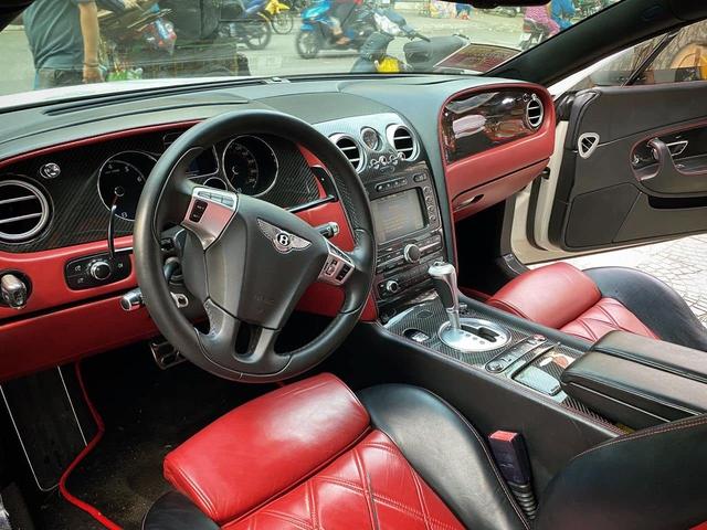 Mỗi năm chạy chưa tới 5.000 km, Bentley Continental GT Speed đời 2006 được bán lại với giá 2,8 tỷ đồng - Ảnh 4.