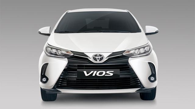 Toyota Vios 2021 chính thức ra mắt: Đầu đẹp như Camry, thêm khó cho Hyundai Accent - Ảnh 1.