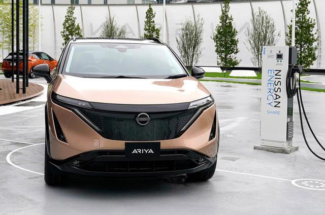 Nissan tính làm SUV cỡ lớn hoàn toàn mới và đây là những thông tin hé lộ đầu tiên - Ảnh 1.