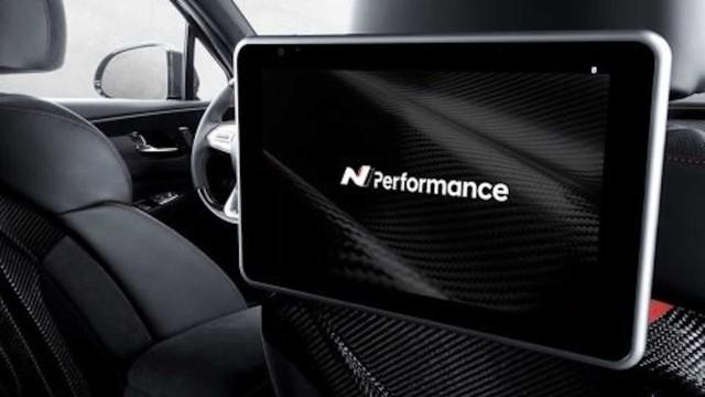 Hyundai Santa Fe đời mới tăng hấp dẫn với gói trang bị thể thao N Performance - Ảnh 6.