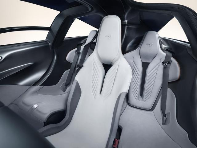 Giới buôn xe ở Việt Nam chào bán McLaren Speedtail 100 tỷ chưa là gì với mức giá ở đại lý này - Ảnh 3.