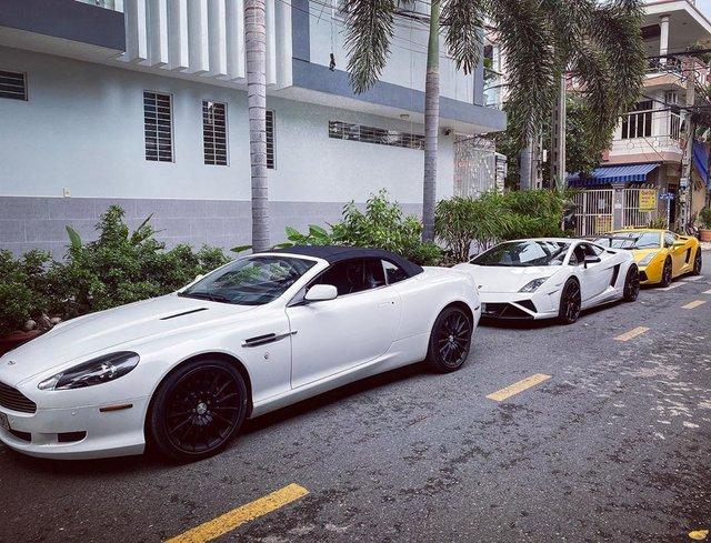 Bộ đôi siêu xe Lamborghini Gallardo lạ chính thức cập bến Sài Gòn, một chiếc đã tìm được chủ nhân - Ảnh 3.