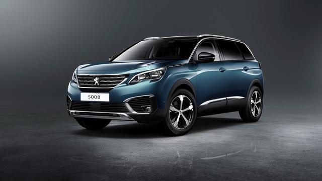'Peugeot 5008 sẽ sexy theo cách hoàn toàn khác'