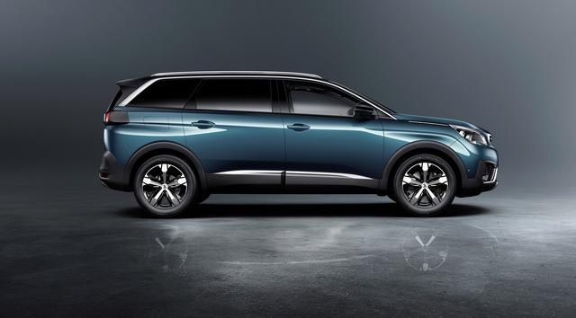 'Peugeot 5008 sẽ sexy theo cách hoàn toàn khác' - Ảnh 1.