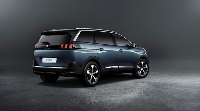 'Peugeot 5008 sẽ sexy theo cách hoàn toàn khác' - Ảnh 2.