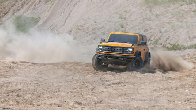 Đại gia Việt có mua Ford Bronco cũng không thể đặt hàng được tùy chọn này