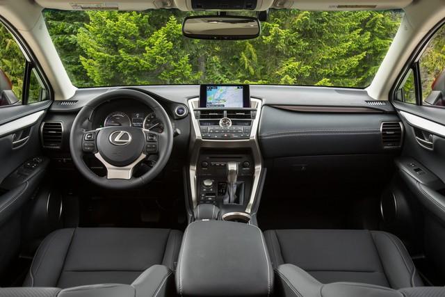 Xem trước thiết kế của Lexus NX 2022 - Đối thủ nặng ký của Mercedes GLC và Audi Q5 - Ảnh 3.