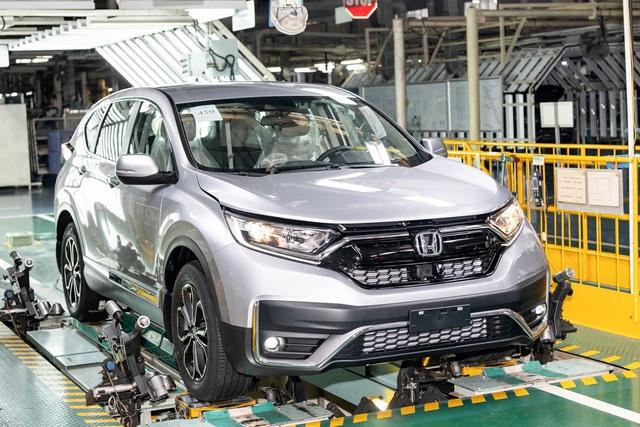 Chênh 120 triệu đồng, đâu là phiên bản Honda CR-V 2020 đáng mua nhất? - Ảnh 2.