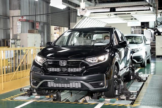 Chênh 120 triệu đồng, đâu là phiên bản Honda CR-V 2020 đáng mua nhất? - Ảnh 3.