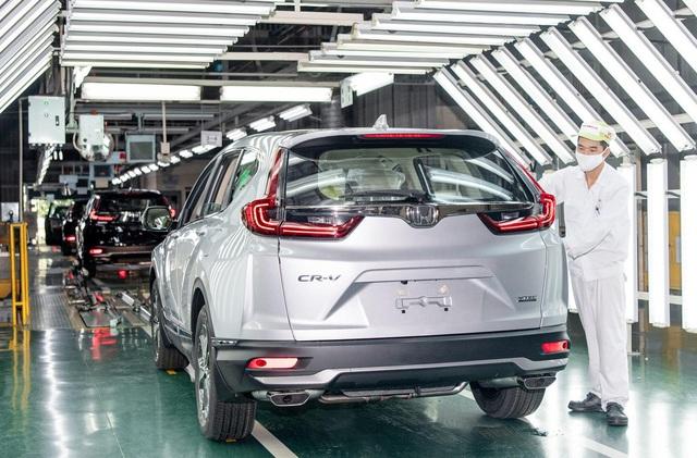 Chênh 120 triệu đồng, đâu là phiên bản Honda CR-V 2020 đáng mua nhất? - Ảnh 4.