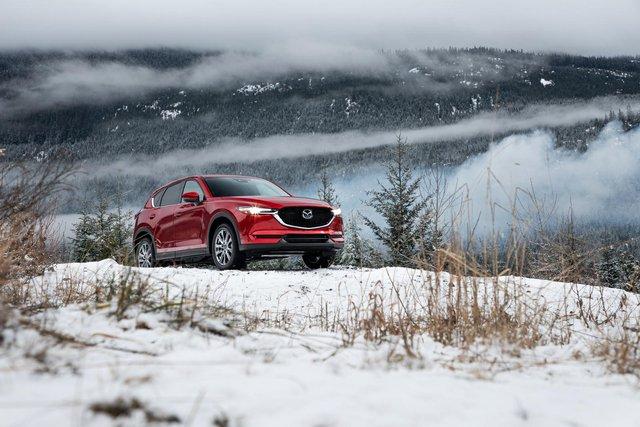 Mazda CX-5 sẽ được thay thế bằng Mazda CX-50 dùng dẫn động cầu sau - Ảnh 1.