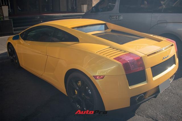 Lamborghini Gallardo 2004 vừa về Việt Nam bất ngờ xuất hiện tại thành phố Huế  - Ảnh 2.