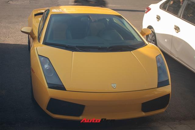Lamborghini Gallardo 2004 vừa về Việt Nam bất ngờ xuất hiện tại thành phố Huế  - Ảnh 5.