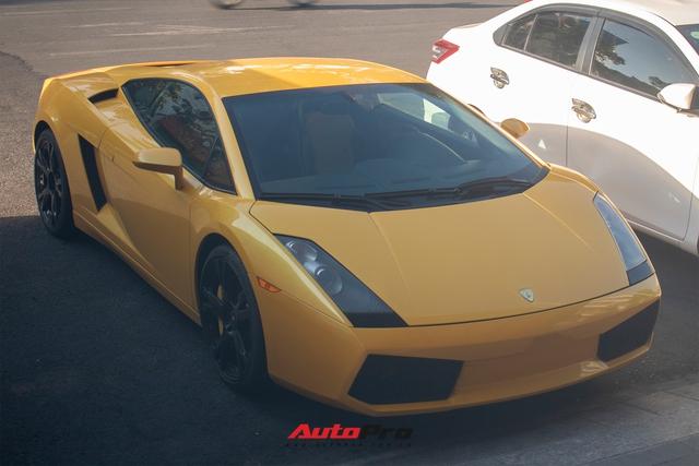 Lamborghini Gallardo 2004 vua ve Viet Nam bat ngo xuat hien tai thanh pho Hue