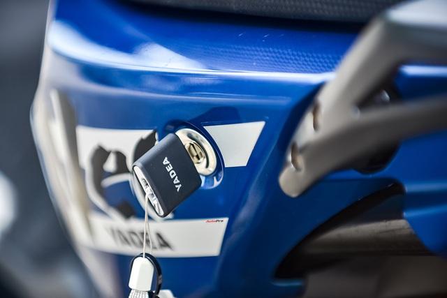 Đánh giá Yadea Xmen Neo - Xe máy điện cho học sinh thành thị - Ảnh 8.