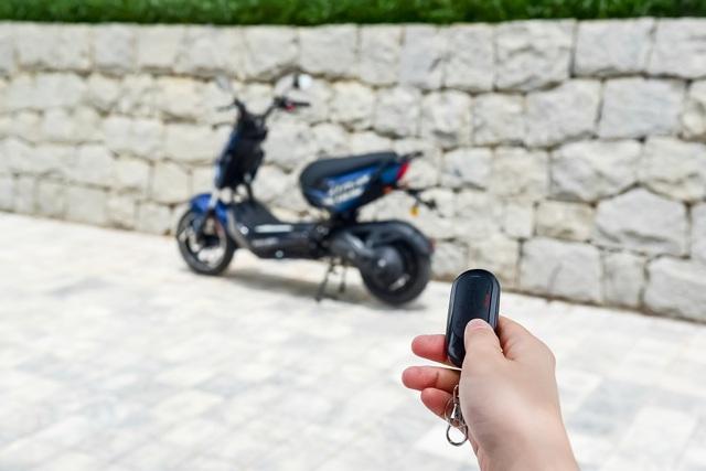 Đánh giá Yadea Xmen Neo - Xe máy điện cho học sinh thành thị - Ảnh 7.