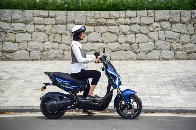 Đánh giá Yadea Xmen Neo - Xe máy điện cho học sinh thành thị - Ảnh 9.