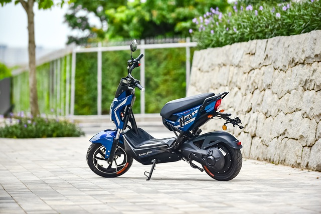 Đánh giá Yadea Xmen Neo - Xe máy điện cho học sinh thành thị - Ảnh 12.