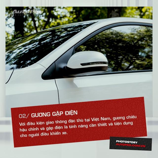 10 tính năng nổi bật trên Kia Soluto AT Luxury được khách hàng đánh giá cao - Ảnh 2.