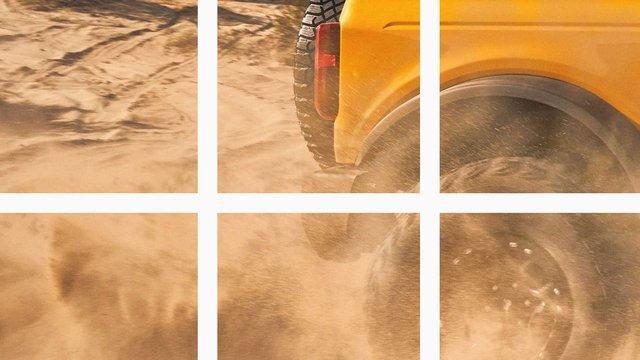 Ford Bronco lại lộ thêm chi tiết hot hầm hố hơn Mercedes-Benz G-Class - Ảnh 3.