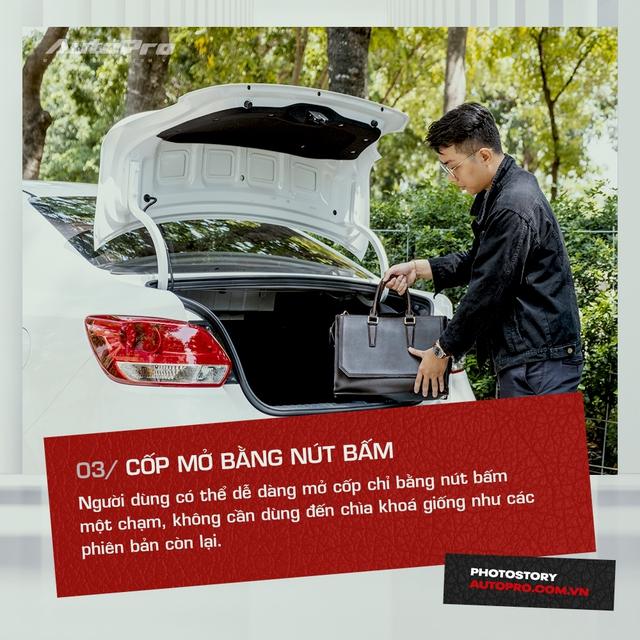 10 tính năng nổi bật trên Kia Soluto AT Luxury được khách hàng đánh giá cao - Ảnh 3.