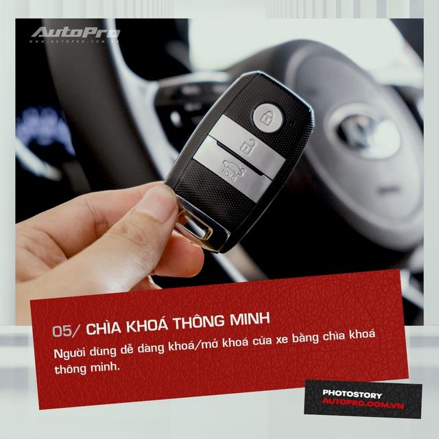 10 tính năng nổi bật trên Kia Soluto AT Luxury được khách hàng đánh giá cao - Ảnh 5.