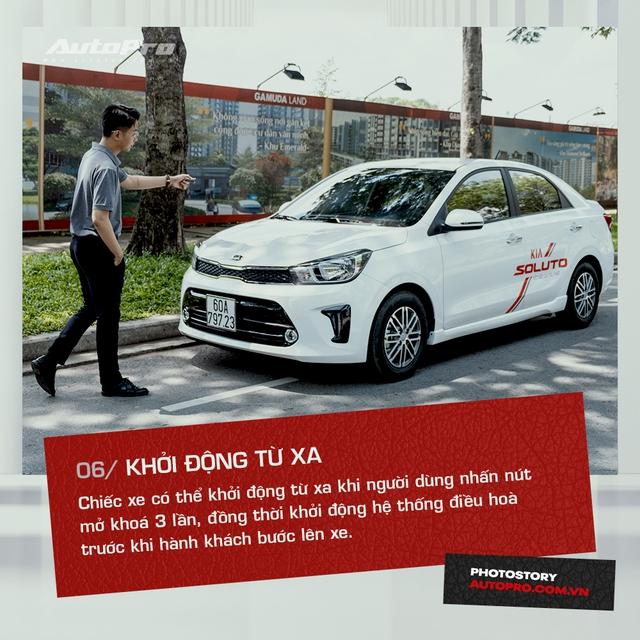 10 tính năng nổi bật trên Kia Soluto AT Luxury được khách hàng đánh giá cao - Ảnh 6.