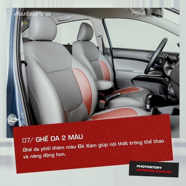10 tính năng nổi bật trên Kia Soluto AT Luxury được khách hàng đánh giá cao - Ảnh 7.