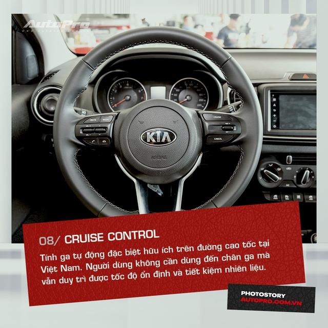 10 tính năng nổi bật trên Kia Soluto AT Luxury được khách hàng đánh giá cao - Ảnh 8.