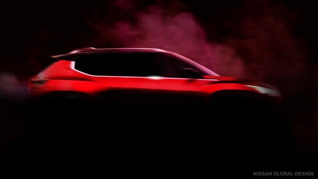 Nissan nhá hàng SUV nhỏ giá rẻ đấu Kia Seltos sắp ra mắt Việt Nam - Ảnh 2.
