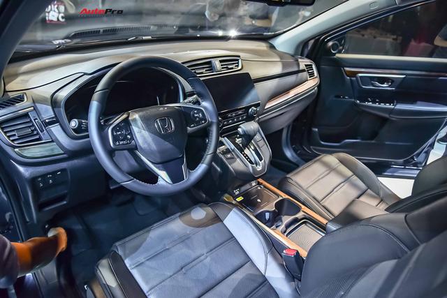 Chênh 120 triệu đồng, đâu là phiên bản Honda CR-V 2020 đáng mua nhất? - Ảnh 6.