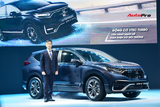 Honda CR-V 2020 lắp ráp giá từ 998 triệu đồng: Tiêu chuẩn hoá công nghệ an toàn khủng đấu Mazda CX-5 - Ảnh 1.