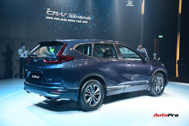 Chênh 120 triệu đồng, đâu là phiên bản Honda CR-V 2020 đáng mua nhất? - Ảnh 7.