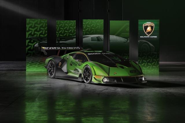 Ra mắt Lamborghini Essenza SCV12 - Siêu bò khủng nhất lịch sử - Ảnh 1.