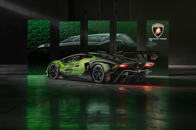 Ra mắt Lamborghini Essenza SCV12 - Siêu bò khủng nhất lịch sử - Ảnh 2.