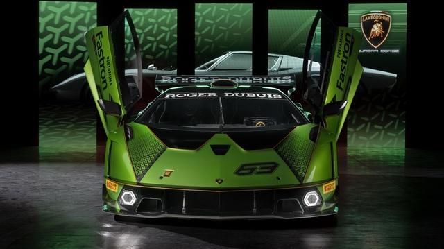 Ra mắt Lamborghini Essenza SCV12 - Siêu bò khủng nhất lịch sử