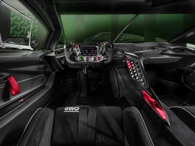 Ra mắt Lamborghini Essenza SCV12 - Siêu bò khủng nhất lịch sử - Ảnh 4.
