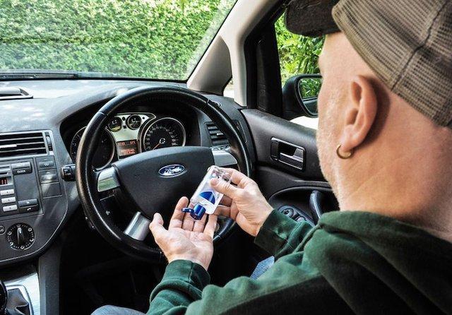 Nội thất xe Ford có phủ lớp bảo vệ đối với dung dịch sát khuẩn - Ảnh 1.