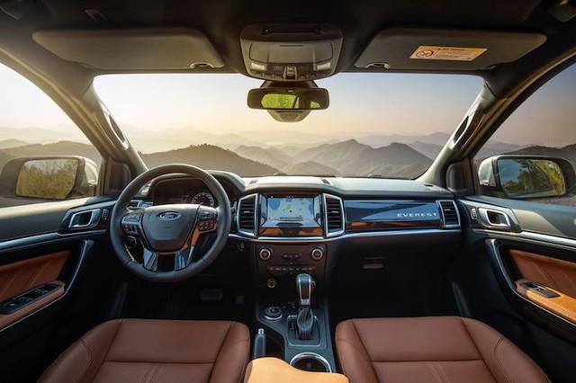 Nội thất xe Ford có phủ lớp bảo vệ đối với dung dịch sát khuẩn - Ảnh 2.