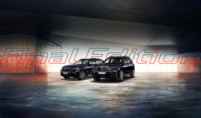 BMW X5, X7 tung phiên bản đặc biệt, đại gia Việt khó lòng sở hữu vì lý do sau - Ảnh 1.
