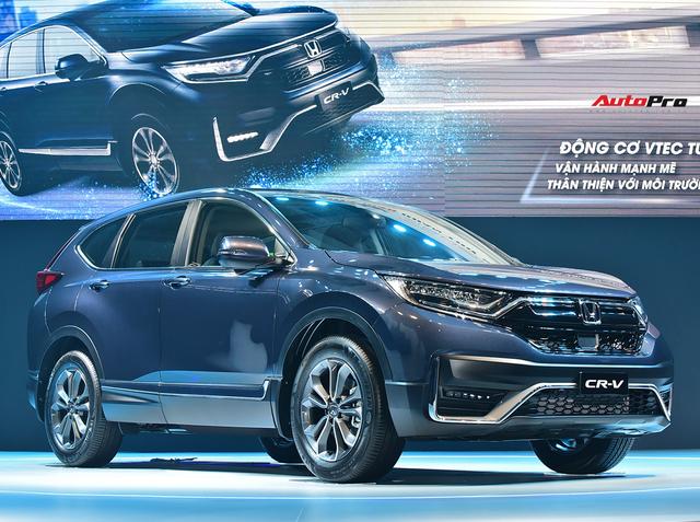 Chênh 120 triệu đồng, đâu là phiên bản Honda CR-V 2020 đáng mua nhất? - Ảnh 5.